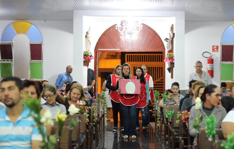 Comunidade Santa Isabel de Portugal celebra a vida de sua padroeira