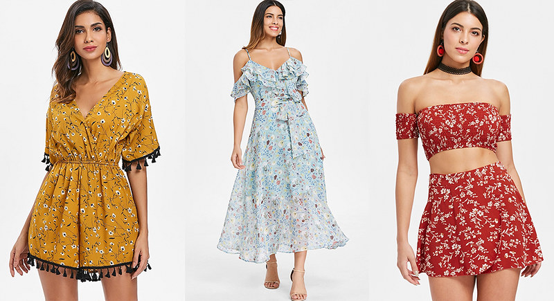 12 summer must have from Dresslily