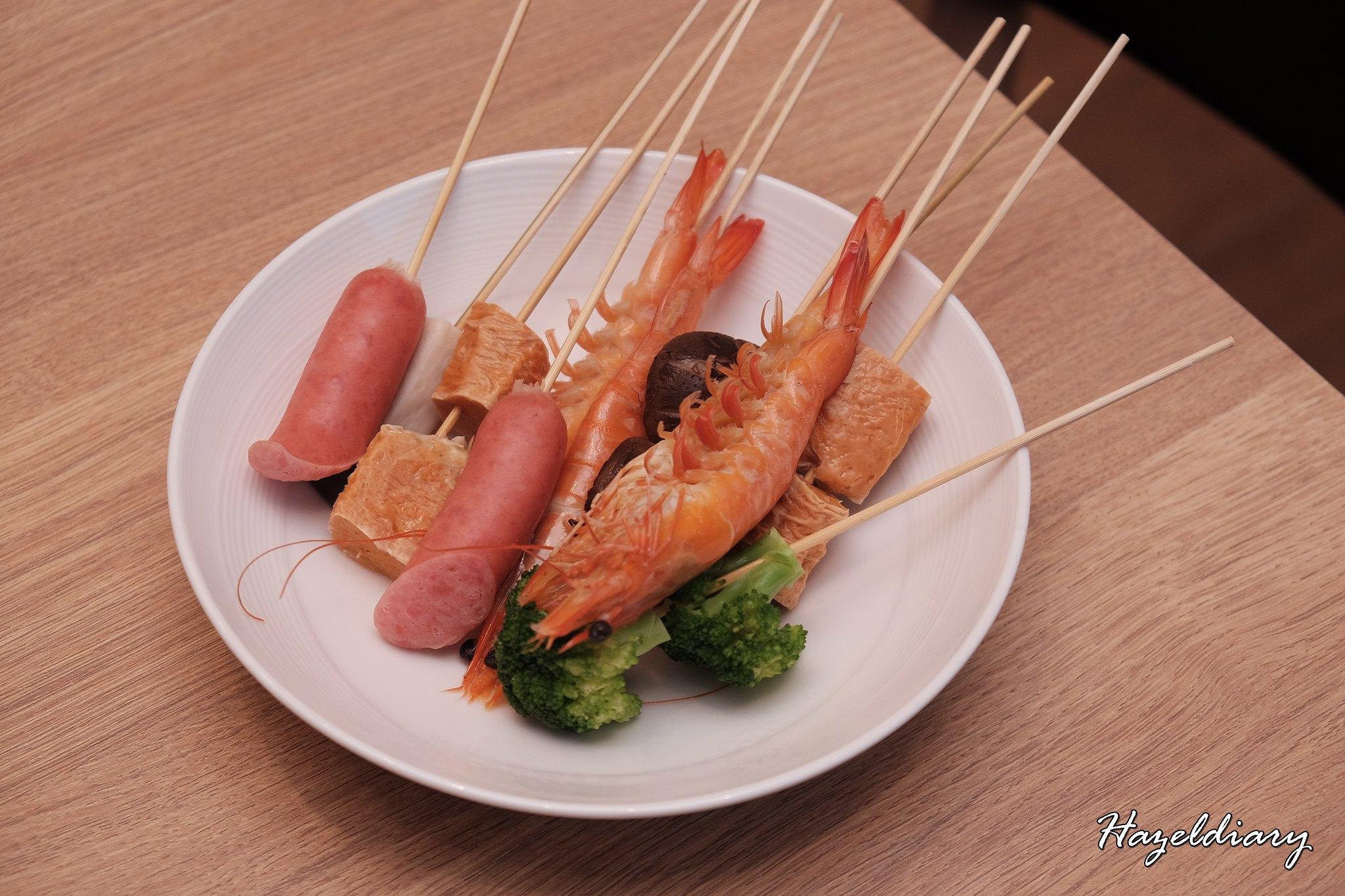 Penang Food Fare Buffet-Sky22 Courtyard Marriott-Lok Lok