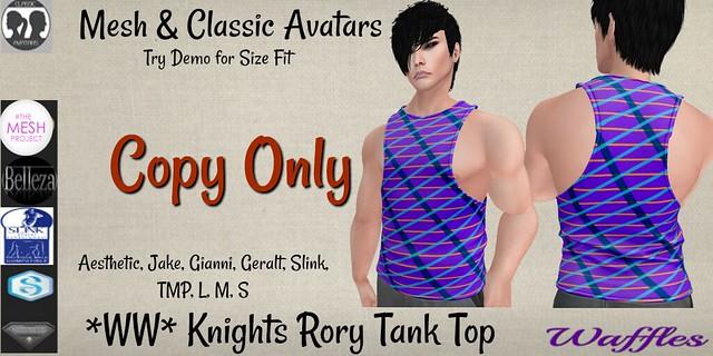 WW Knights Tank1024