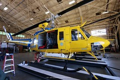 VCSO Bell UH-1H N205SD @ Camarillo