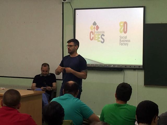 Jornada análisis operativo proyecto Migas Extremadura (Badajoz, junio 2018)