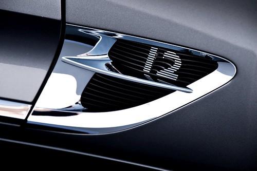Bentley Continental GT (圖9)- 車測進氣口黑紋處理12字樣