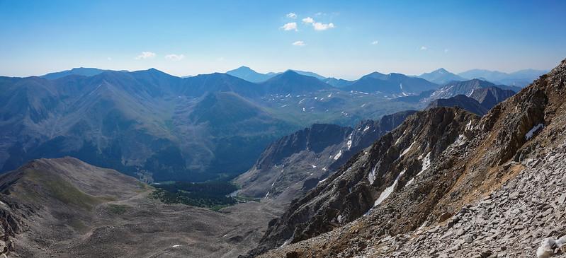 Huron Peak Climb