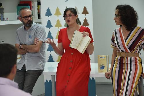 Presentación del libro De perdidos, al Liffey de Zarabel Santos-Rodríguez
