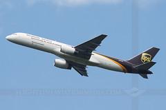 UPS Boeing 757-24APF N452UP