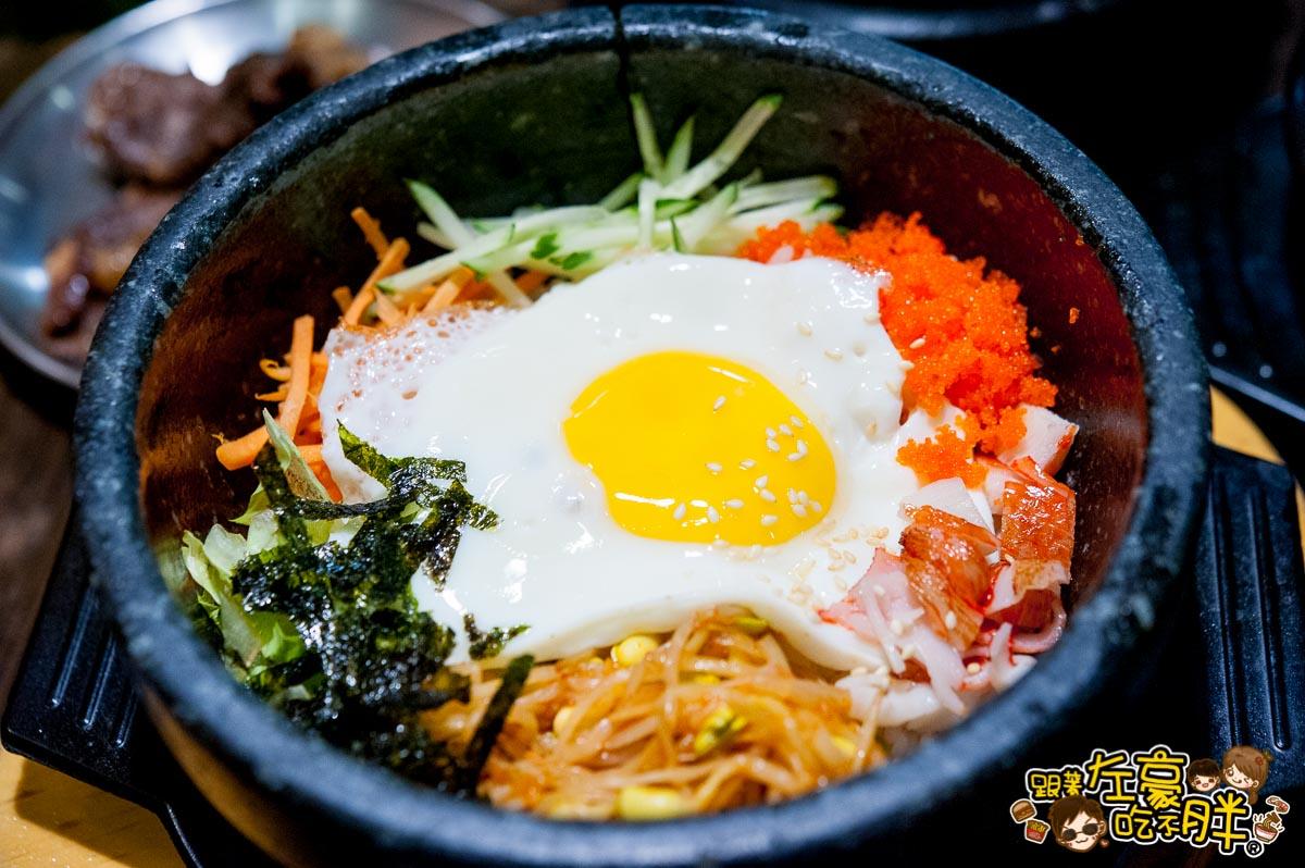 韓式料理槿韓食堂-7