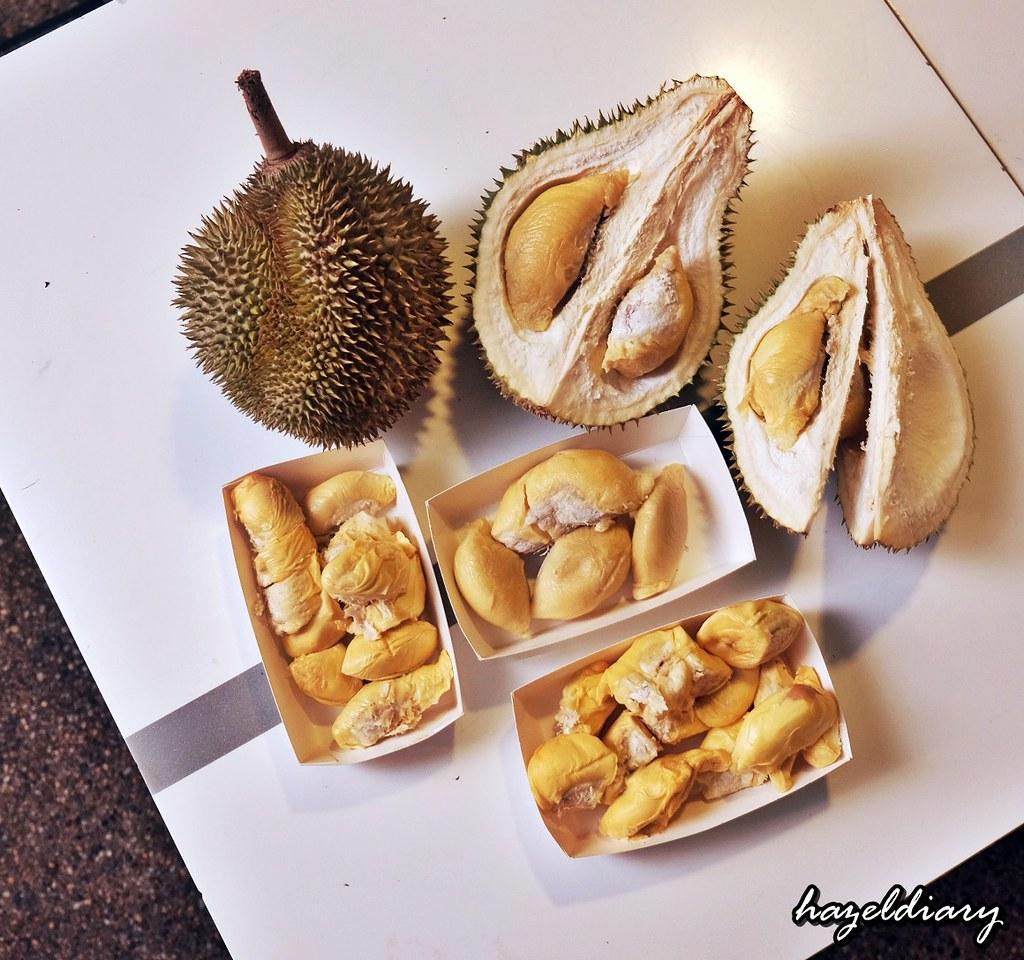 The Line Shangri-La Hotel-Durian buffet