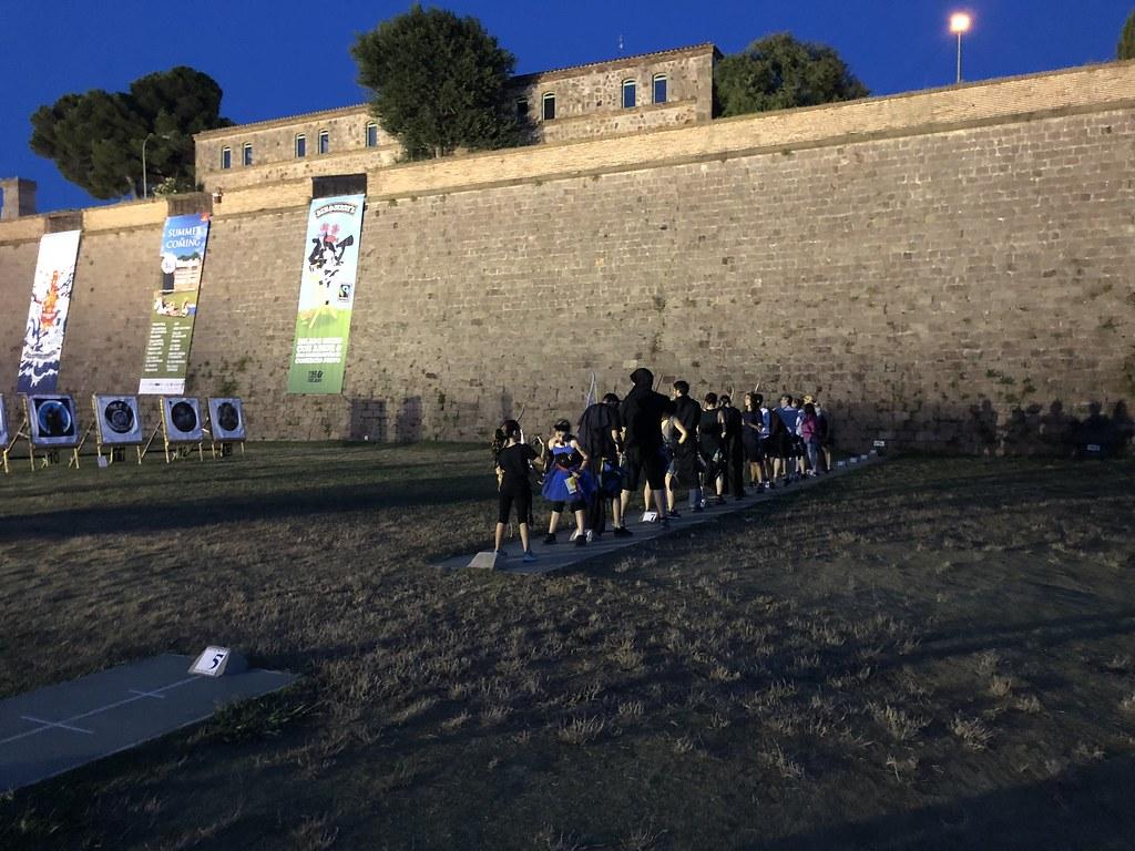 XI Tirada de la Por - 14/07/2018 - clubarcmontjuic - Flickr