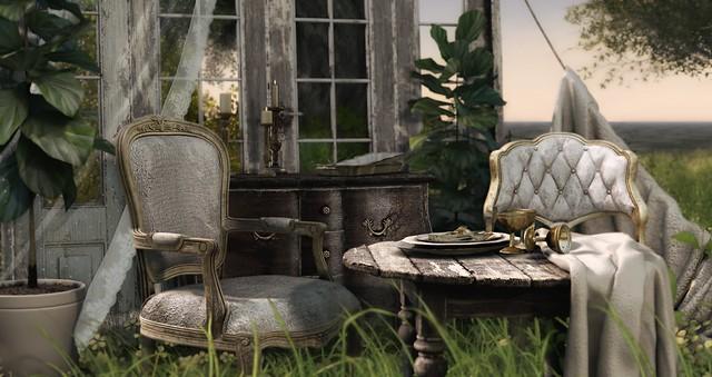Romanov's Garden Set