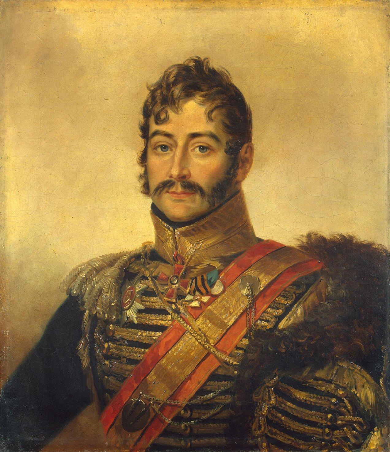 Меллер-Закомельский, Егор Иванович