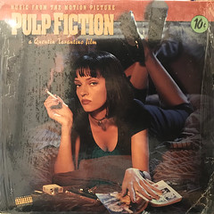 V.A.:PULP FICTION(JACKET A)
