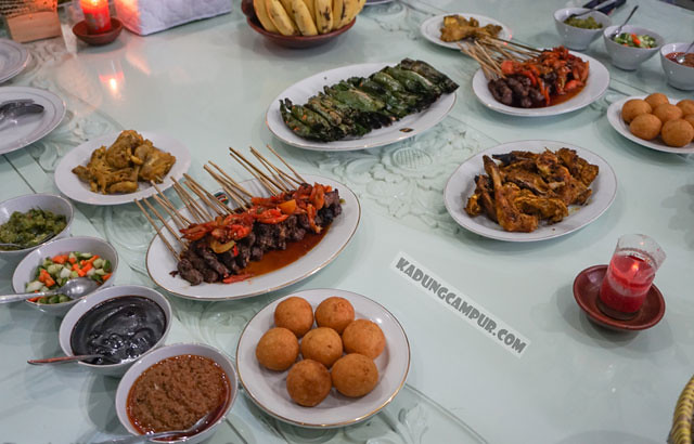 makanan khas purwakarta - kadungcampur