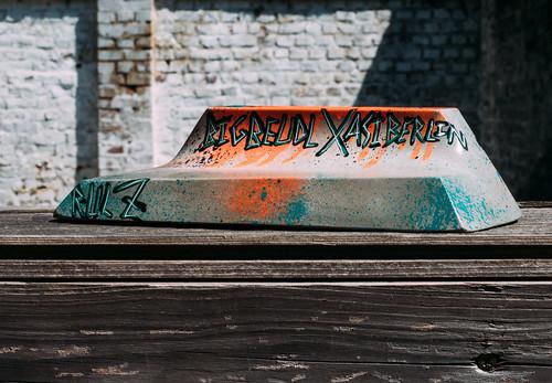ASI Berlin Brixx X Big Beudle - Curb Block