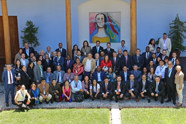 VI Encuentro de Planificación Frentes Parlamentarios contra el Hambre de América Latina y el Caribe