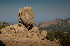 Natural rock sculpture