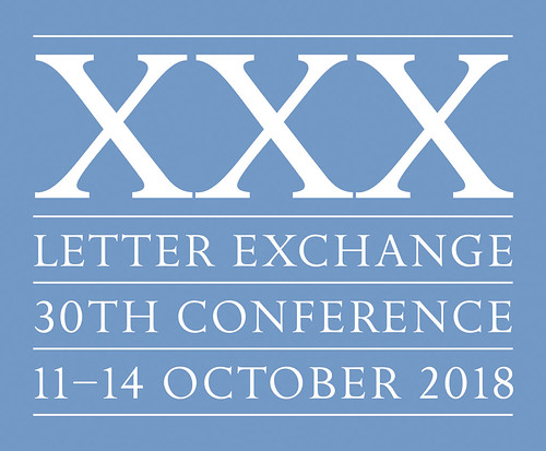 Letter Exchange Conference 2018, Anglia Ruskin University