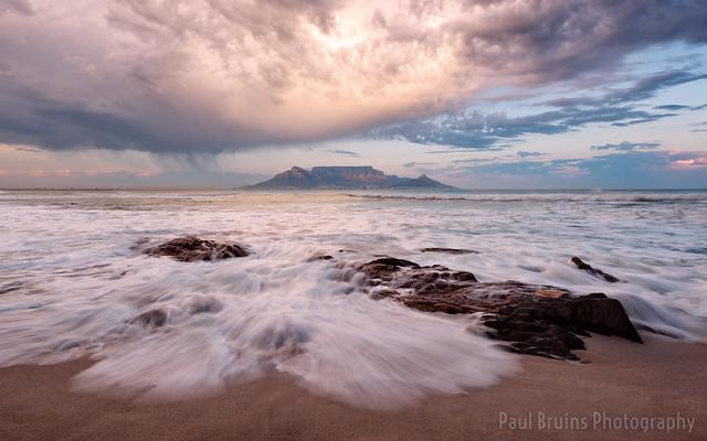 Table Mountain Sunrise