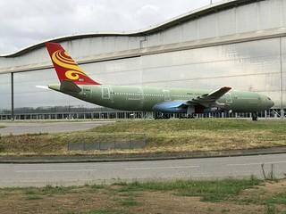 F-WWCR / B-???? Airbus A330-343E MSN 1896 Hainan Airlines