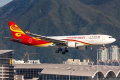 HONGKONG AIRLINES A330-200 B-LNI 002