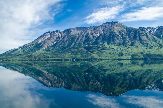 Bennett Lake, Yukon Territory