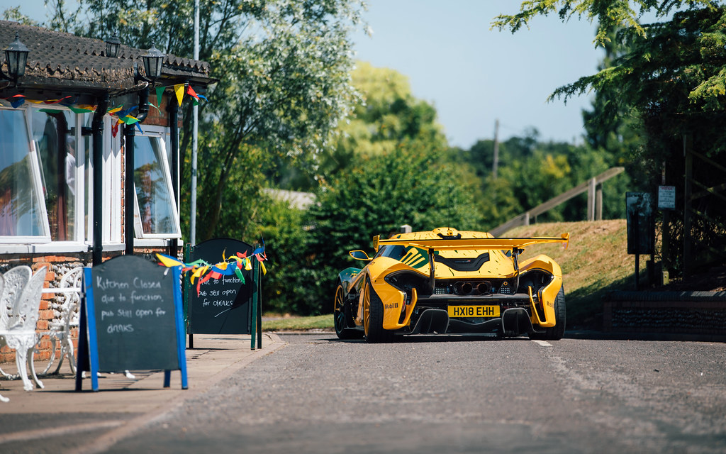 Countryside P1 GTR.
