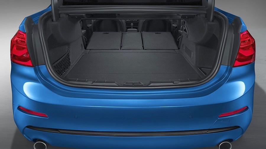 BMW Serija 1 Sedan Meksiko 4