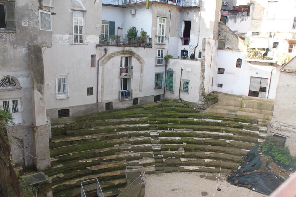 Teatro Greco-Romano Naples