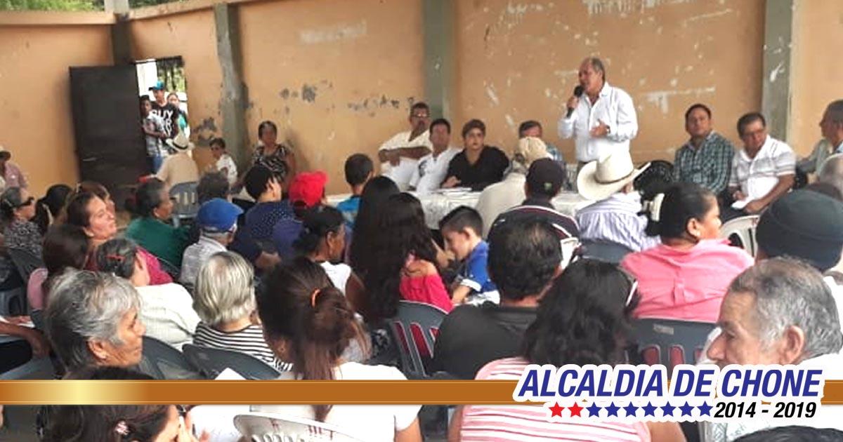 Segunda Asamblea General de la Asociación Agropecuaria El Pueblito de Río Grande
