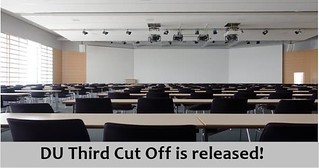 DU Third Cut Off is released