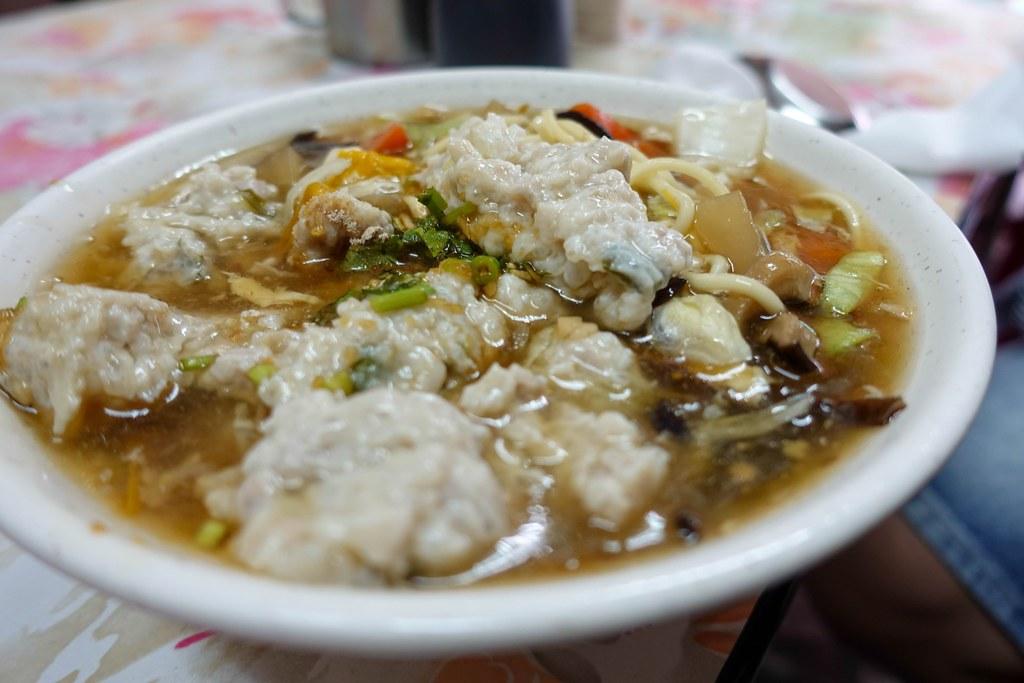 2018.06台南阿娟肉粽魯麵