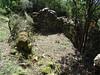 Vues de la bergerie après démaquisage et nettoyage