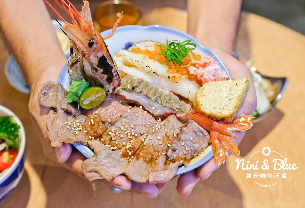 森川丼丼 台中 梅亭街 美食丼飯17