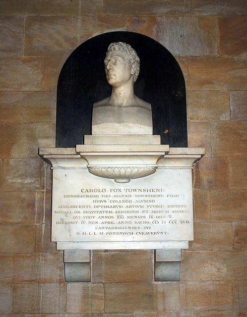 Charles Fox Townshend 1817