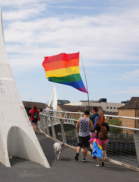 Pride Glasgow 2018