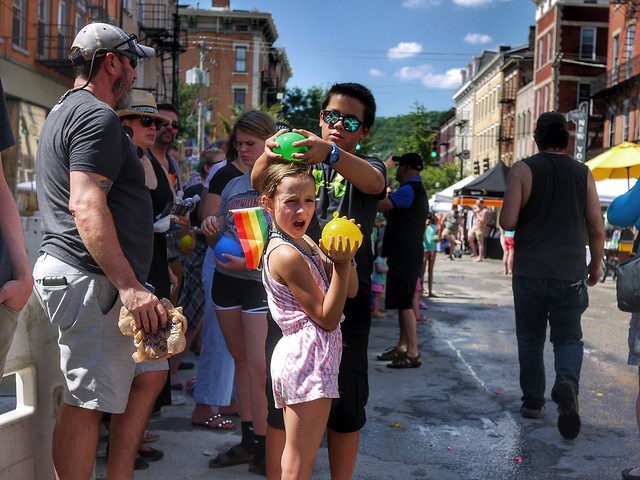 Second Sunday on Main: Pride