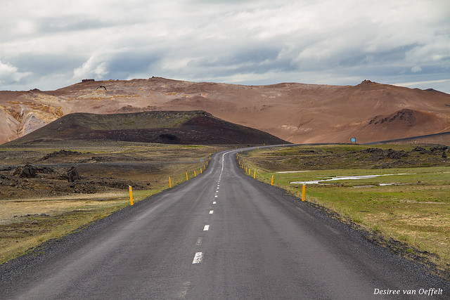 Road into the unknown