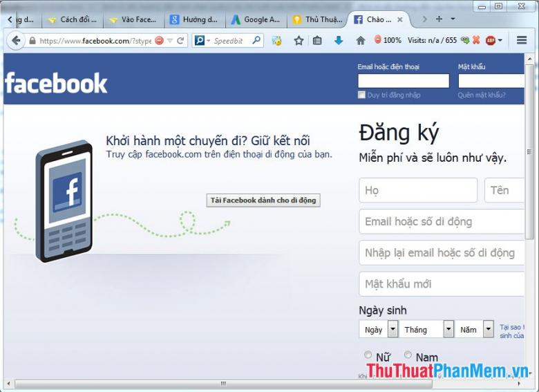 Hướng dẫn sửa file Host để vào facebook 2014