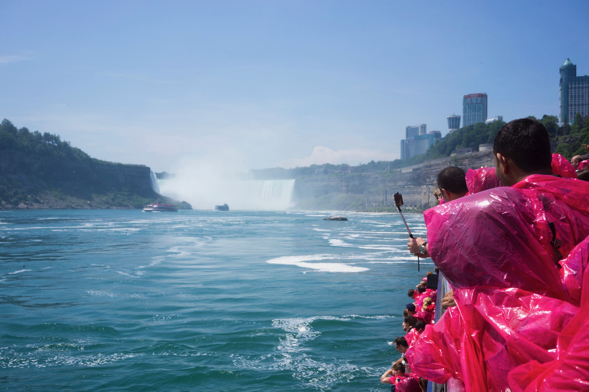 Hornblower Niagara Falls Cruises Review