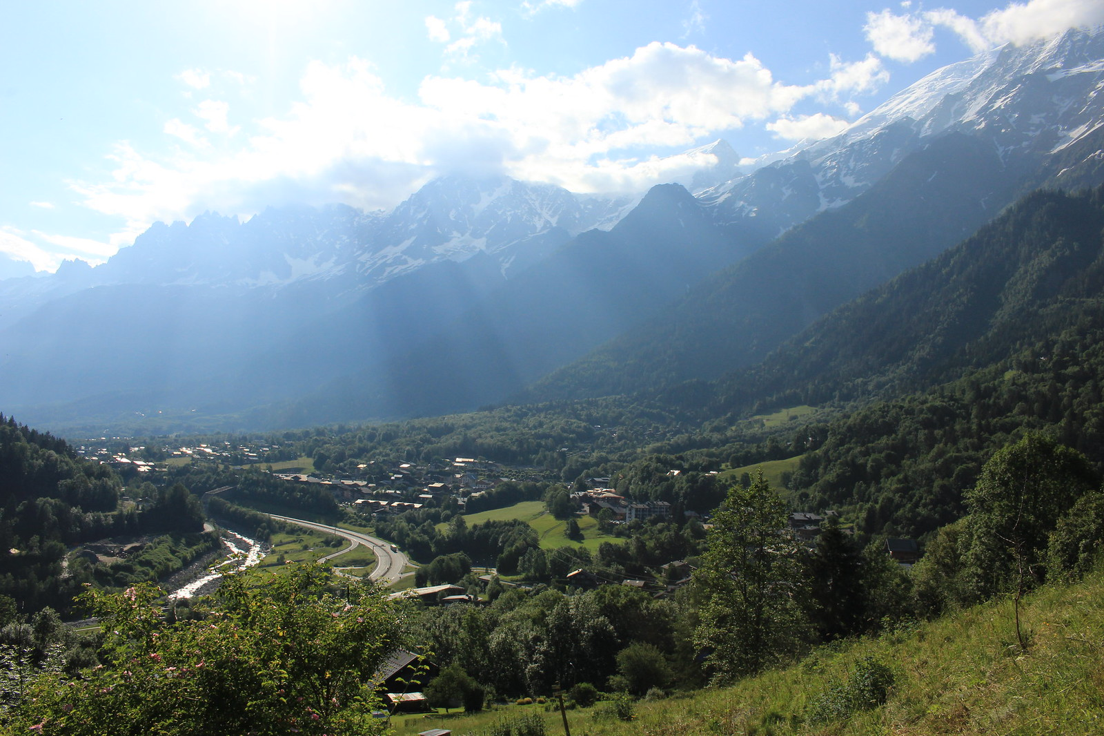 Overview of Les Houches