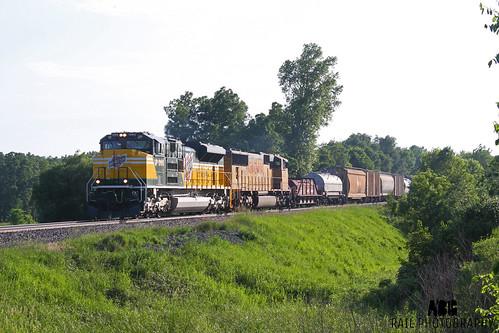 Heritage on home rails