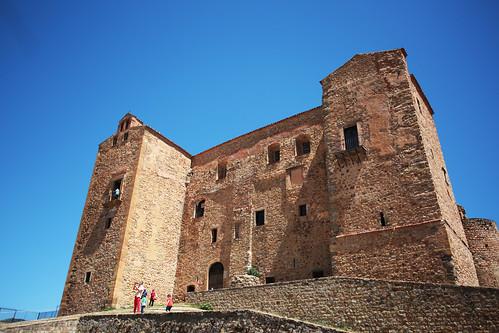Castelbuono: castello