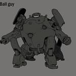 Overwatch: Wrecking Ball