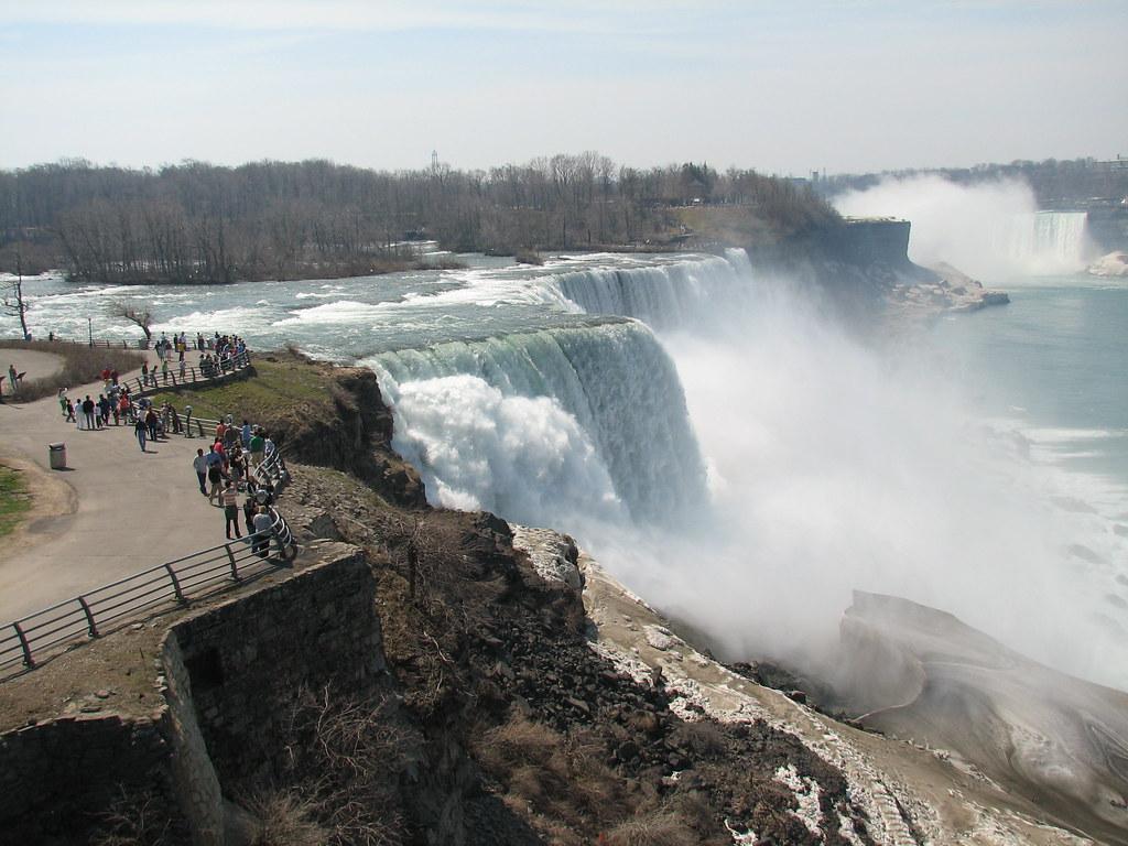 США. Ниагарский Водопад
