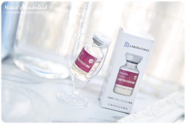 BB LABORATORIES 胎盤素原液