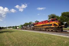 KCS 4842 - Famersville TX