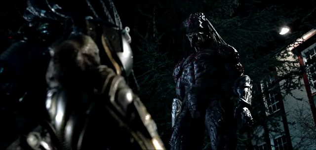 The Predator (2018) - Behemoth Predator