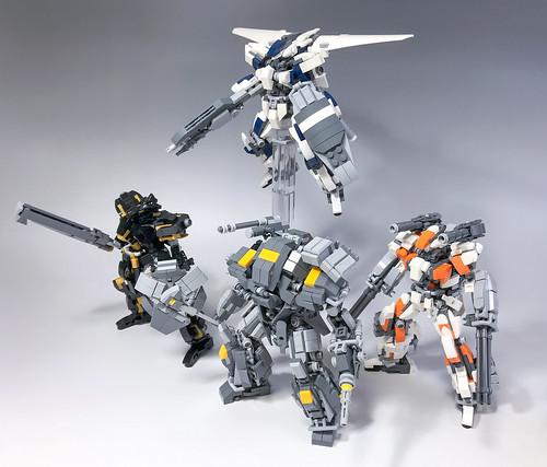 LEGO Robot Mk15 series-02