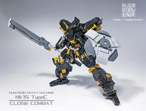 LEGO Robot Mk15-TypeC-01S