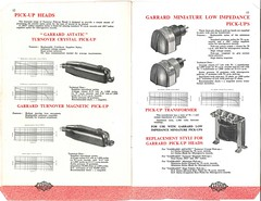 Gramophone Equipment Redf